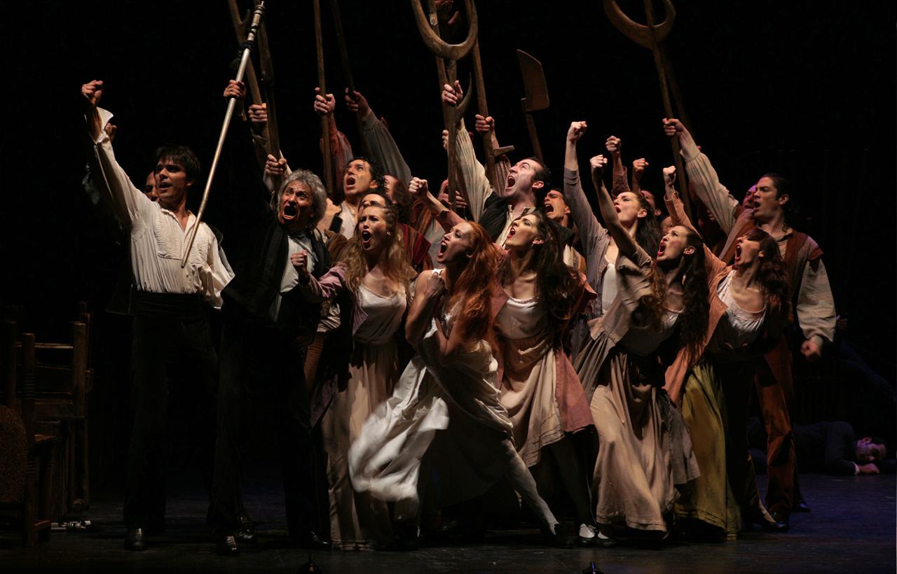 Compañía Antonio Gades | São Paulo | Teatro Bradesco | Dellarte Soluções Culturais
